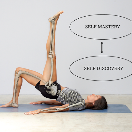 Exercises for Self Mastery!