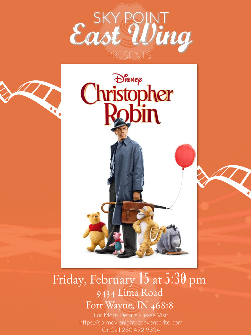SPSS Christopher Robin