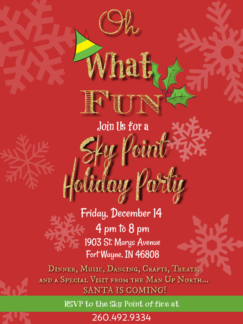 SPSS Holiday Party 2018