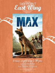 SPSS MAX Movie Night