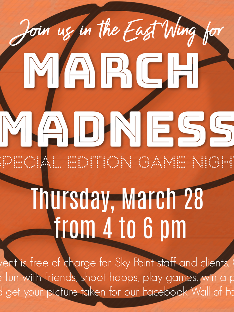 SPSS March 2019 Game Night