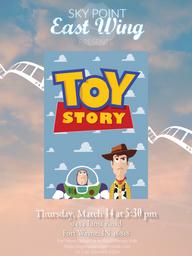 Toy Story Movie Night
