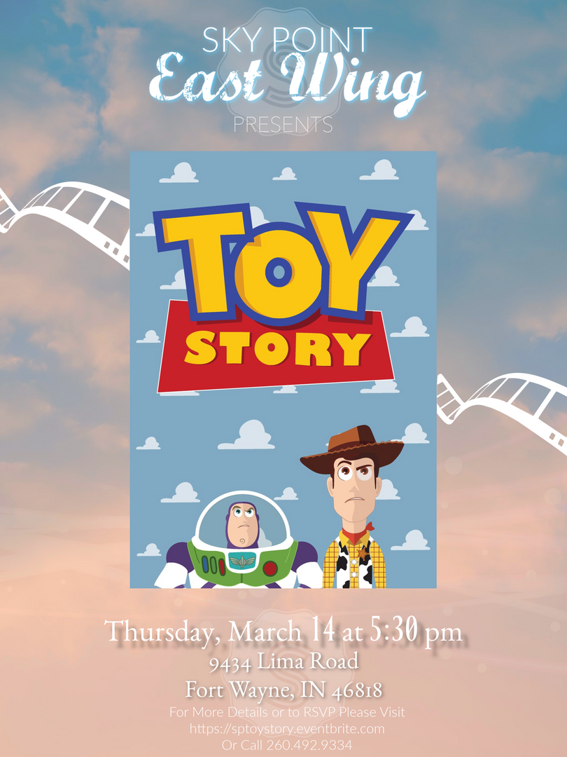 Toy Story Movie Night