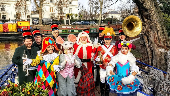 Christmas with the Brass Volcanoes