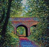 Small Square Bridge paintings 6.JPG