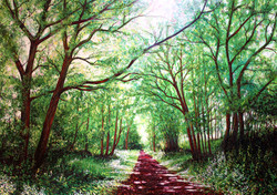Paintings in Greeting Cards 4