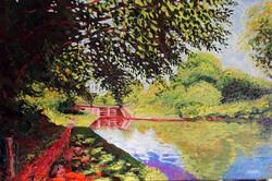 The Grand Union Canal - Hemel