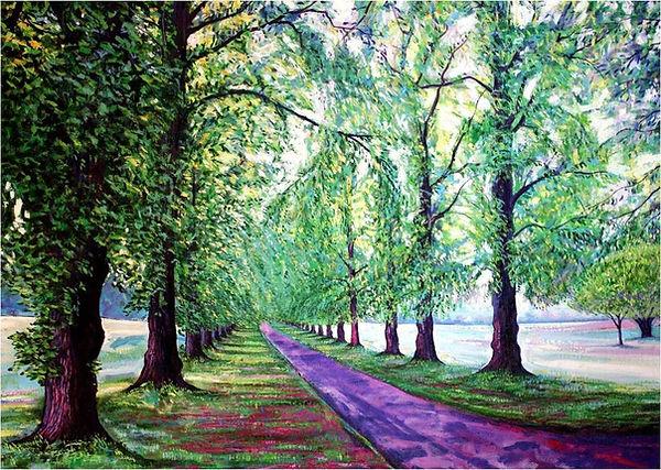 Avenue of Trees - 25th September.jpg