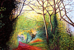 Paintings in Greeting Cards 3