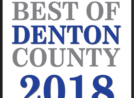 Top 3 Best of Denton County2018in Eyelash Extensions!