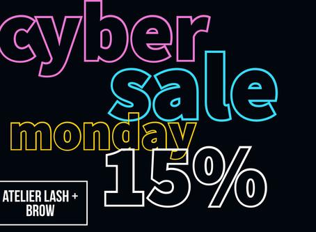 Cyber Monday Sale ending soon!