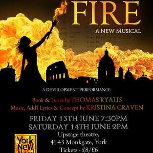 Fall of Fire - York NMF