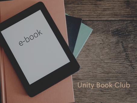 Welcome to the Unity Book Club