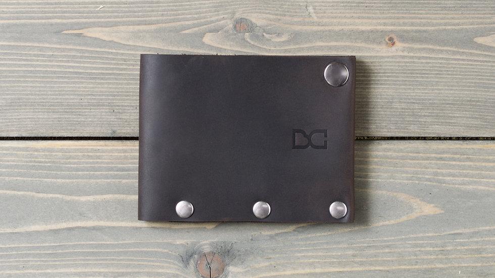 Классический бумажник для карт и купюр «SIMPLE»