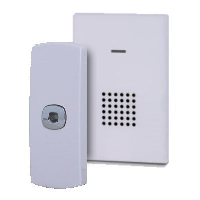LightwaveRF Plug-in Wireless Door Chime Unit White