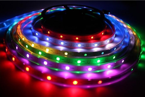 LED STRIP WS2812B/PCB Black