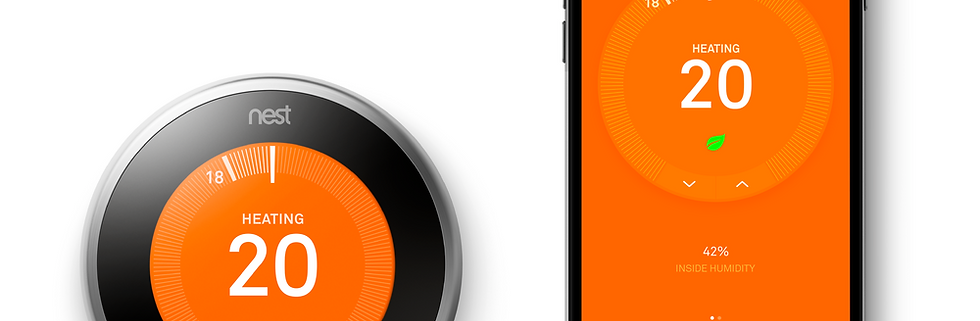 The 3rd gen Nest Learning Thermostat