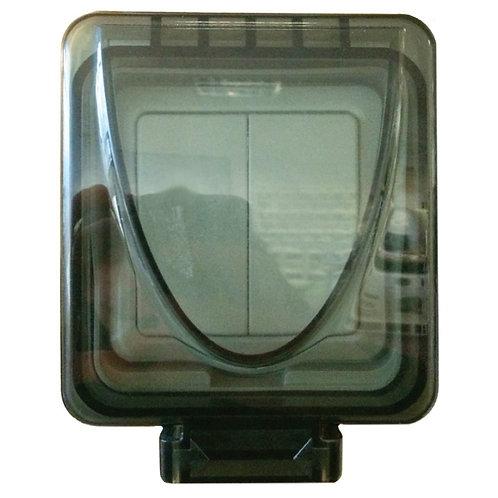 LightwaveRF Weatherproof Outdoor Switch - Double