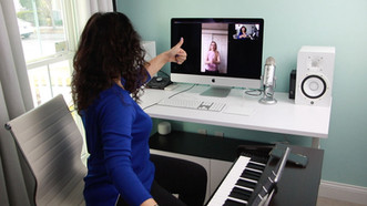 Melanie Galiardo Online Voice Voice Lessons