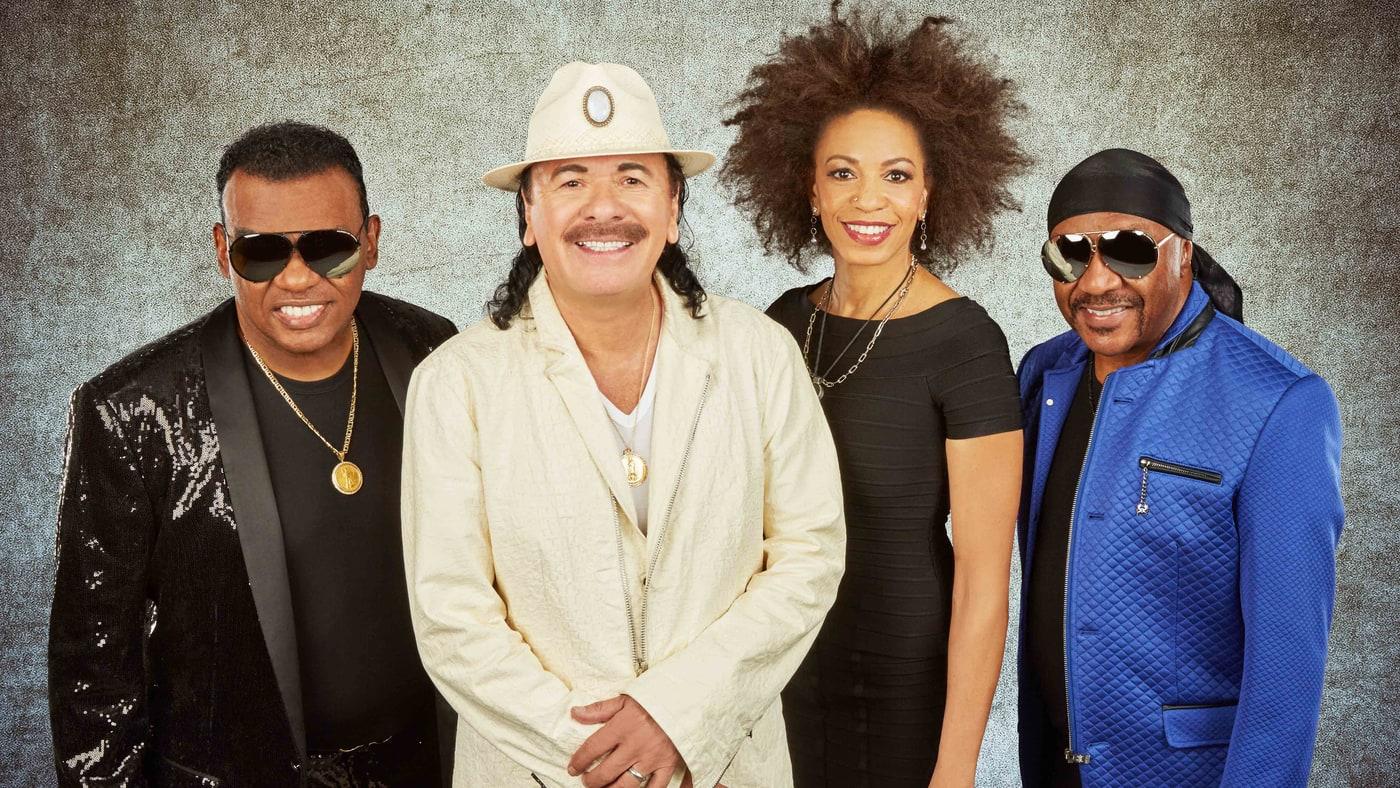 Santana and the Eisley Brothers
