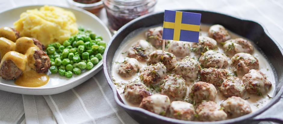 IKEA 宜家經典瑞典肉丸 IKEA's Famous Swedish Meatballs
