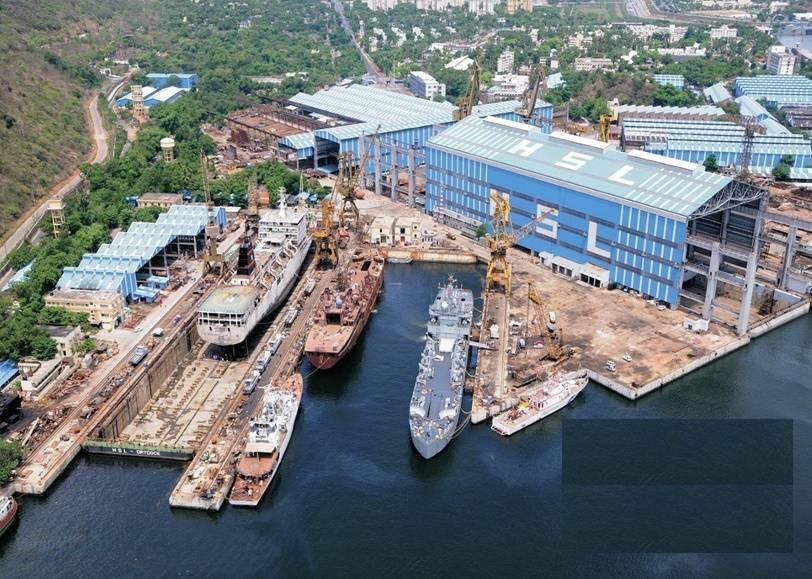 Hindustan Shipyard