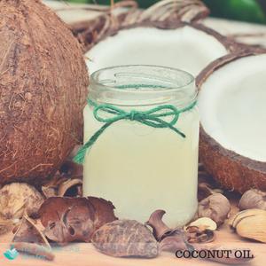 coconut oil good fats