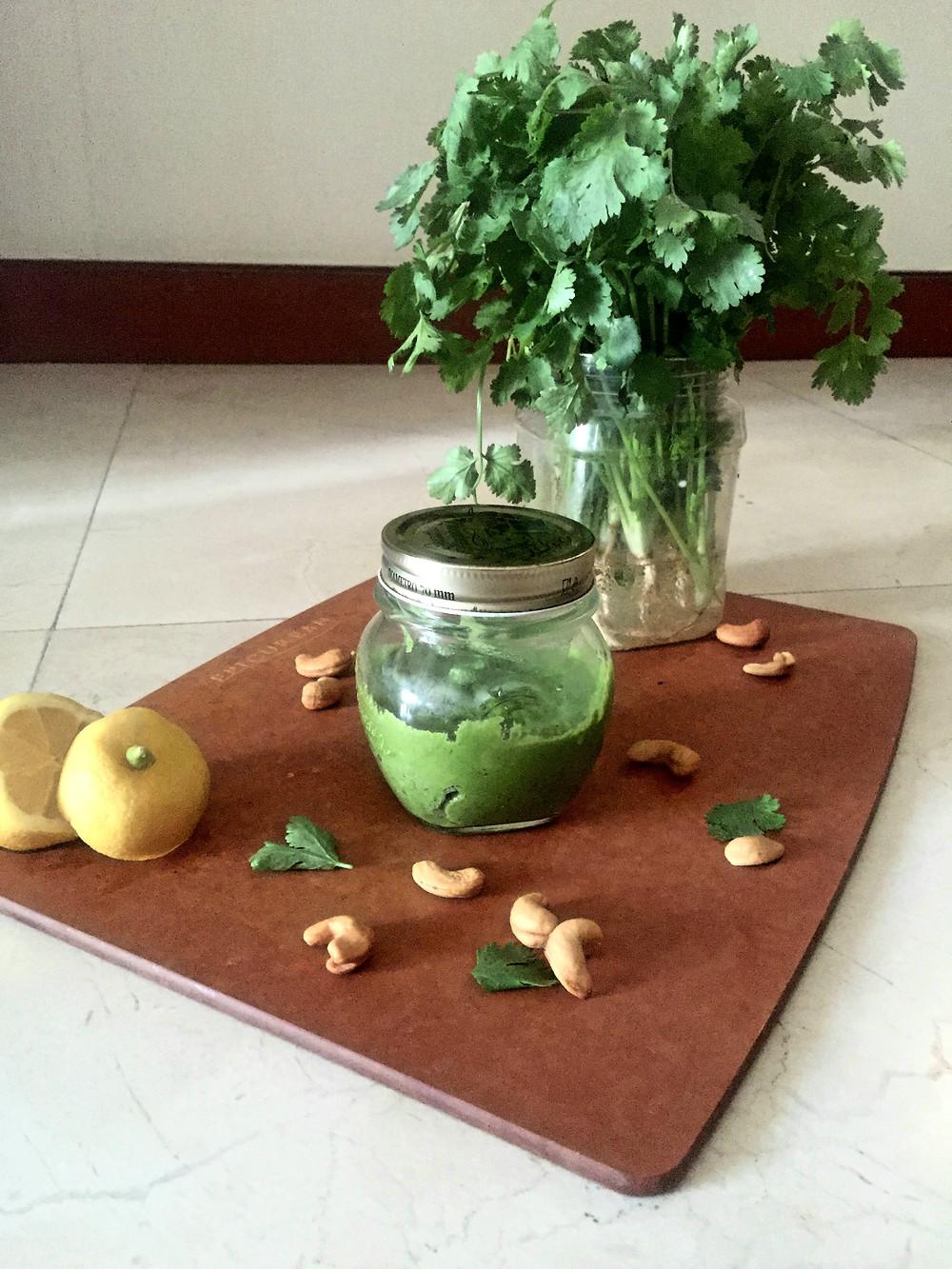 creamy versatile pesto to pair with pasta cracker dip or any meal