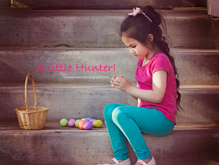 Easter Egg Hunt!! 💗