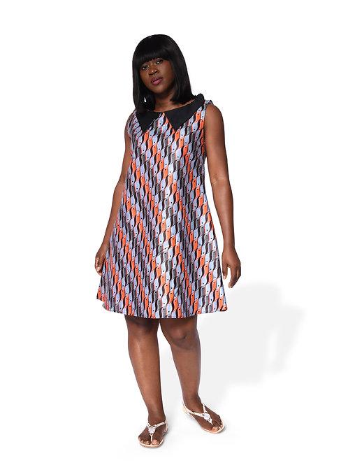 C-Print Dress