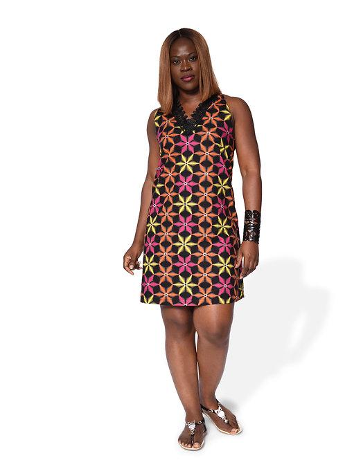 K print A - Line Dress