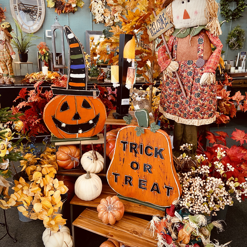 Halloween and Fall Decor