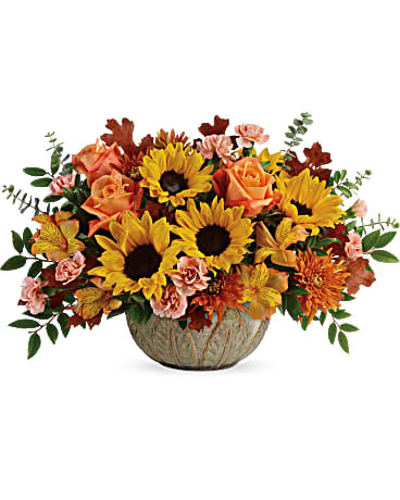 Our professional floral designers will help you design the perfect accent for your holiday.