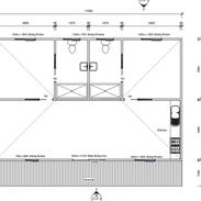 2 Bedroom 2 half's 9.9 x 7.2 mtr