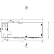 Studio 9 x 3.3 mtr with ensuite