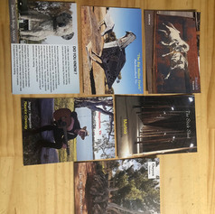 Assorted Mallee Postcards