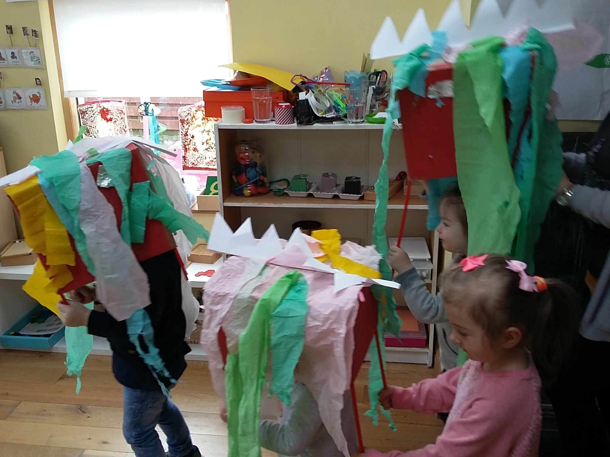 Our Chinese Dragon!