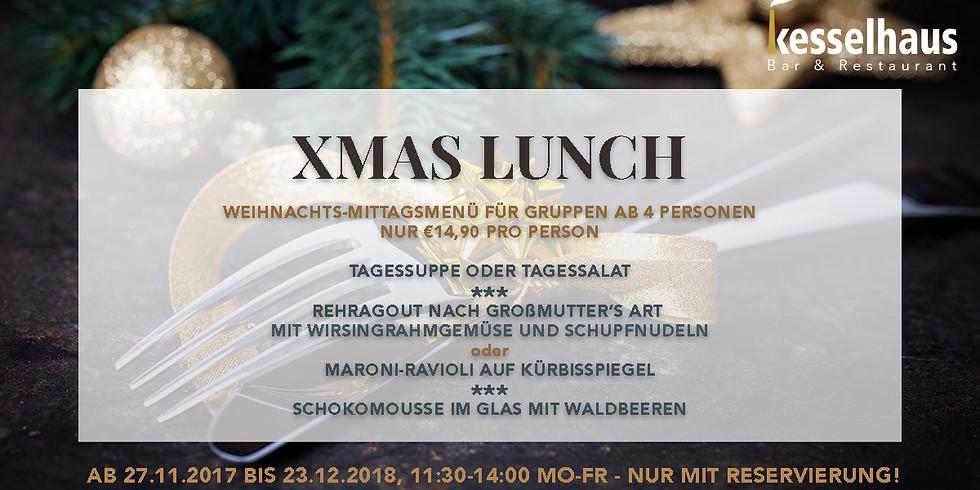 Xmas Lunch