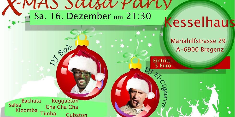 X-mas Salsa Party