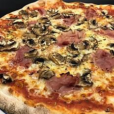 Pizza Prosciutto Funghi