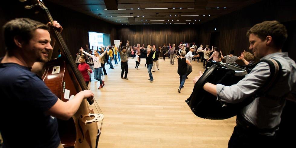 'Mit-Tanzen' geht ON TOUR! - ab 21:00 Uhr