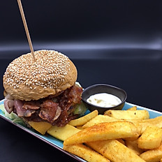 Kesselhaus Burger
