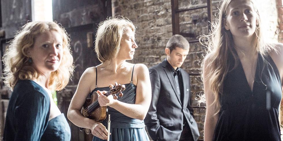 Cuarteto Rotterdam Live