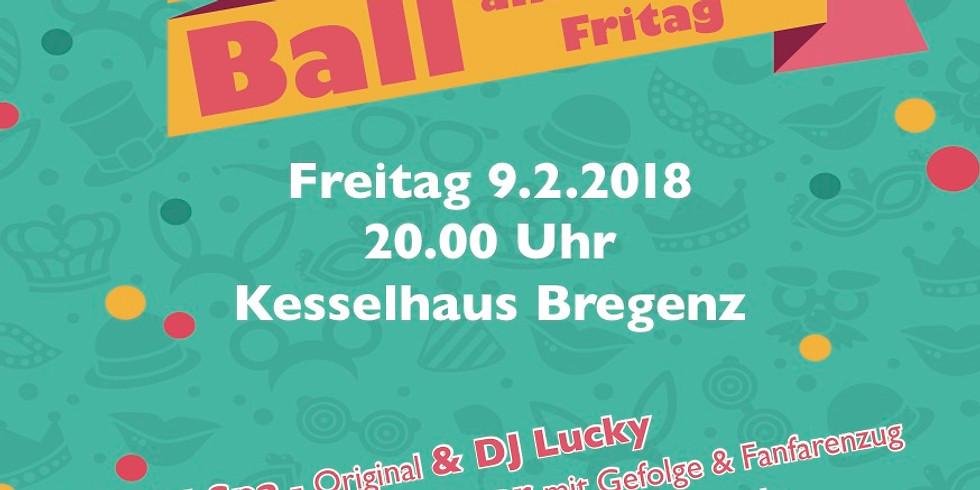 Jojo Faschingsball- ab 20:00 Uhr