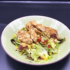 Hühnerfilet Salat