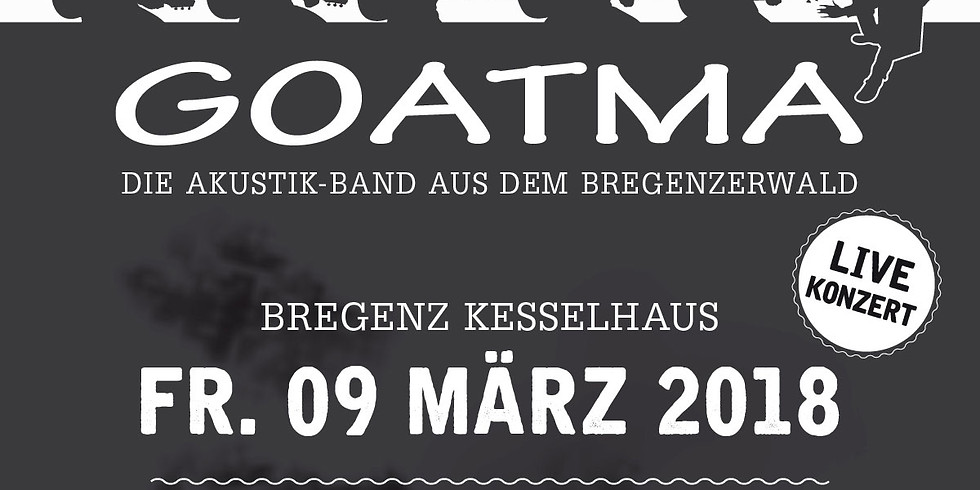 Goatma - Live!