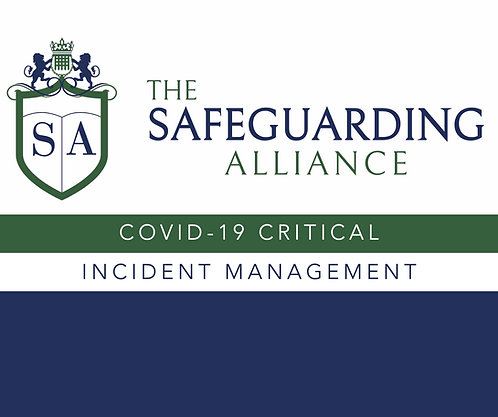 COVID-19 CRITICAL INCIDENT MANAGEMENT