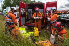 Fire & RescueTraining - VATENFALL -