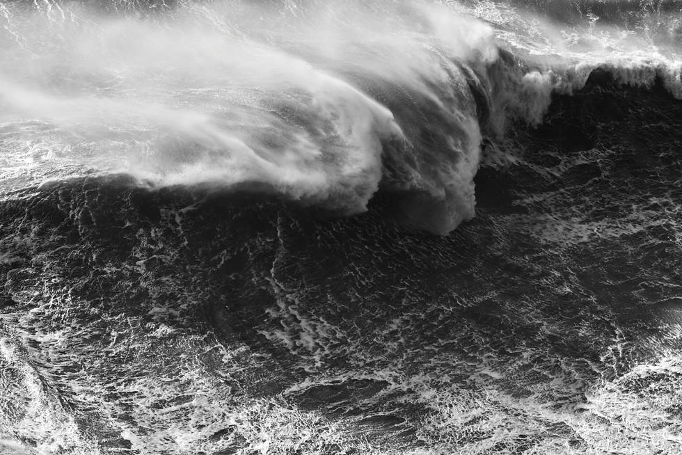 AERIAL / DRONE - Porth Ceriad, Llyn Peninsula, Wales