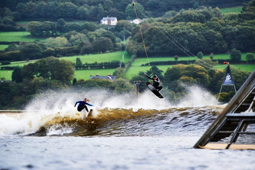 Oneill Wetsuits - Nico Von Lerchenfeld Wakeboard Promo